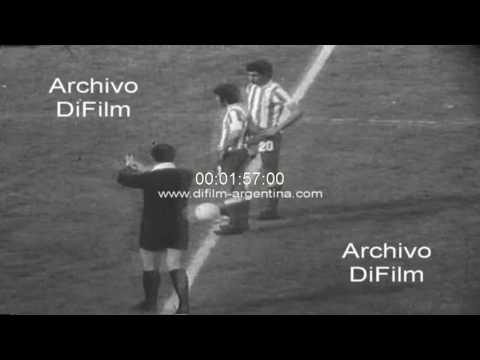 Argentina Vs Paraguay - Eliminatorias Sudamericanas 1973