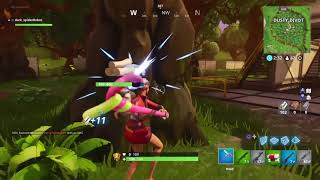 Shadows and first person option fortnite PS4