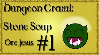 Dungeon Crawl: Stone Soup - Orc Jesus #1 Wwojd?