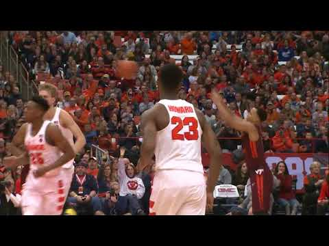 Highlights | Syracuse vs Virginia Tech