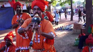 Live tribal Traditional folk music of the ancient India.