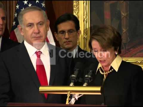 PELOSI - ISRAEL PARTNERSHIP