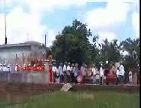 Lễ khánh thành nhà thờ họ Bùi(Nam Hà,Tiền Hải,Thái Bình)-P3