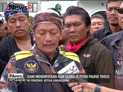 Download GMBI berdemo didepan gedung DPRD Jabar, desak bubarkan FPI - iNews Petang 16/01