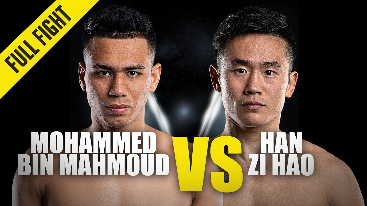 Mohammed Bin Mahmoud vs. Han Zi Hao | ONE Championship Full Fight