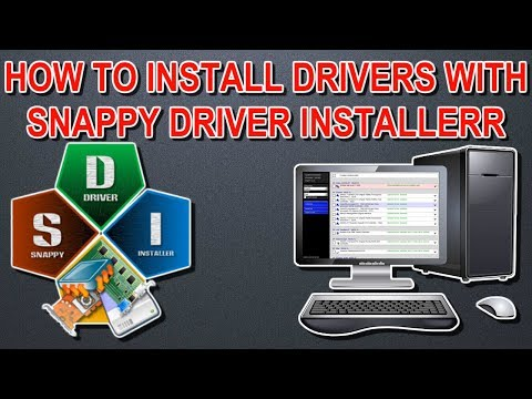 Install Drivers With Snappy Driver Installer For Free 2019 Guide