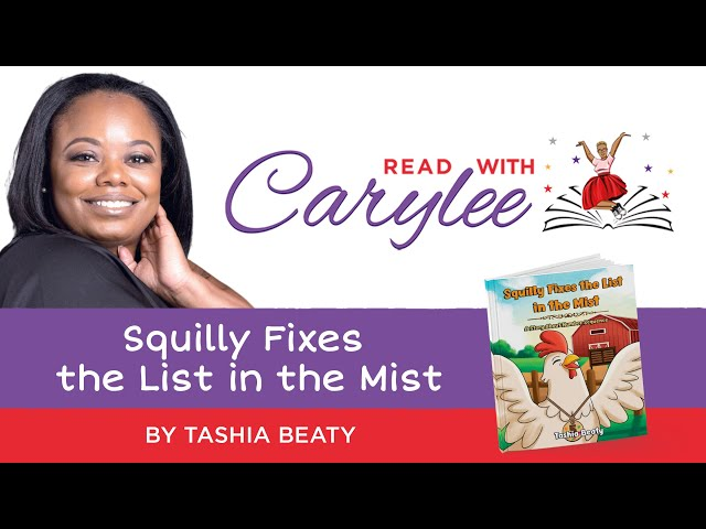 Tashia Beaty - Squilly Fixes the List in the Mist