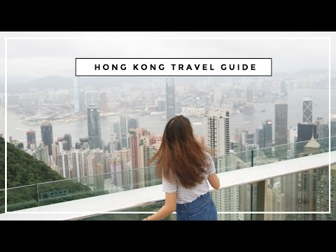 Hong Kong Travel Guide // Classified Guides