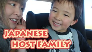 Fun day out with my JAPANESE HOST FAMILY♥