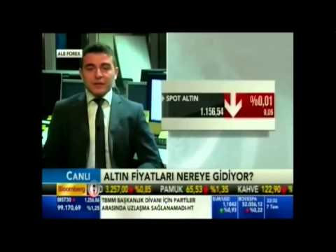 ALB Forex Araştırma Uzmanı Rıdvan Baştürk Altın Piyasasını Değerlendiriyor - Bloomberg HT