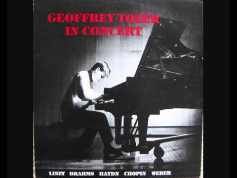 Geoffrey Tozer - Liszt Hungarian Rhapsody No 2 with own cadenza (1987 Canberra)-LP transfer