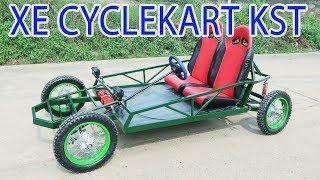 Hướng Dẫn Chế Xe Cycle Kart - Ô TÔ Điện KST