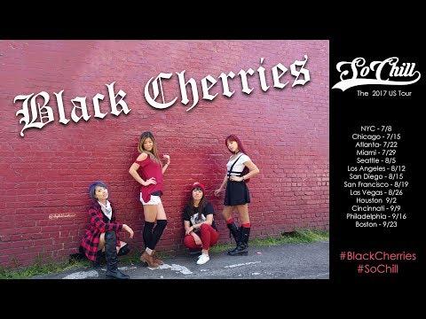 Black Cherries Teaser (Berkeley Trip)