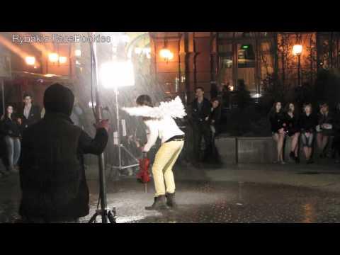Shooting Strela Amura music video. Part 3. 22.04.2012