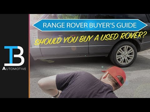 Used Range Rover Buyer's Guide - L322 Range Rover Buyer's Guide