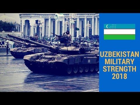 Uzbekistan Military Strength 2018