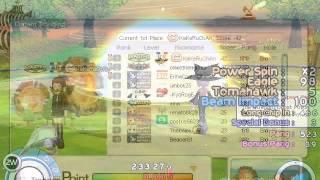 My Pangya Fantasy Golf Game (KakeruChan World Pro Level)