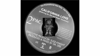 7 loops: 2Pac - California Love (remix) (instrumental)
