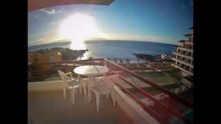 Тенерифе, пляж Ла Арена, Апартаменты Тагара(, 2012-02-19T18:06:02.000Z)