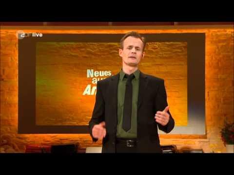 Max Uthoff zu Islam, Integration, Migration - am 22.03.2011 in Neues aus der Anstalt