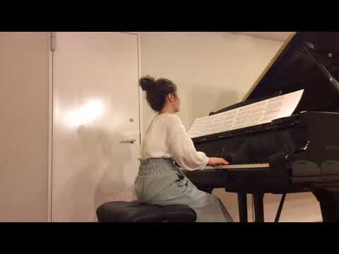 Etude 4: Fanfares / Gyorgy Ligeti / Yukiko Kojima(piano)  エチュード4:ファンファーレ/リゲティ/小島由記子(ピアノ)