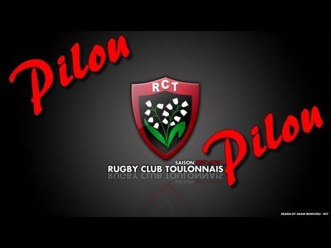 Le Pilou Pilou chanté au stade Mayol! (HD)