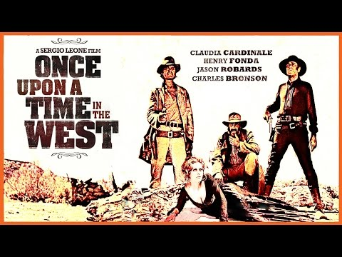 Once Upon A Time In The West (1968) Trailer - Color / 2:48 mins