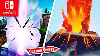🔴 Nexus COUNTDOWN & Custom Games mit EUCH | Fortnite Nintendo Switch Deutsch