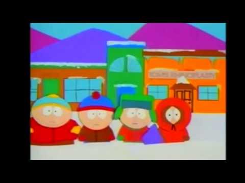 South Park - The Spirit of Christmas 1995 short (2nd ever short)