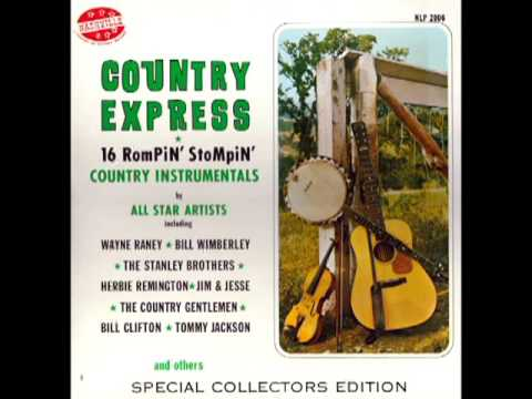 Country Express - 16 Rompin', Stompin', Country Instumentals [1964] - All Star Artists