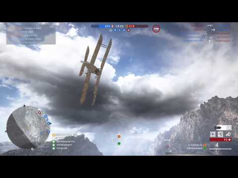 Battlefield 1 - Planes and infantry thumbnail
