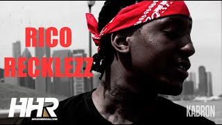 Rico Recklezz Says Chicago Is GTA 6 & He Is The Main Character
