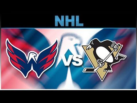 Pittsburgh Penguins vs Washington Capitals – May. 07, 2018 ...