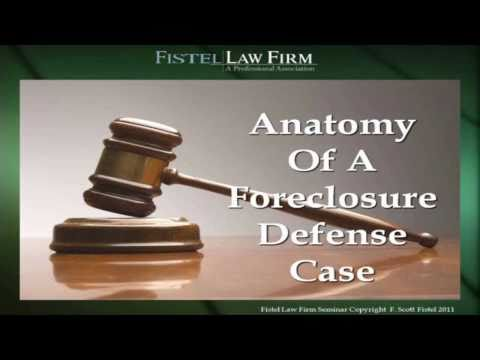 Foreclosure Defense Attorney Coral Springs
