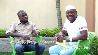 HAJJI HARUNA MUBIRU_Yeeganye okuwalampa Bobi wine -addayo ku ssomero -MC IBRAH INTERVIEW