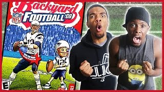 THE GREATEST PLAYGROUND PLAYER OF ALL TIME! - Backyard Football 2008 Gameplay   #ThrowbackThursday