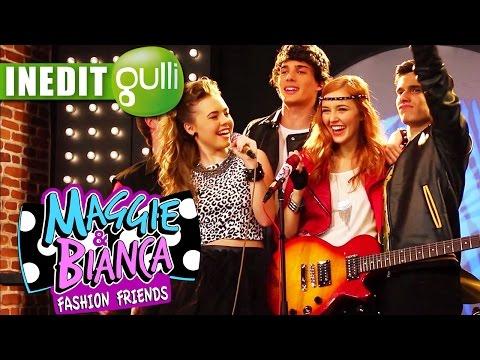 MAGGIE & BIANCA : La nouvelle série de Gulli te donne aussi rendez-vous le mercredi !!