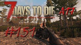 7 Days to Die Solo Alpha 17 stable ► #151 Bastelstunde: Mininghelm ◄ Deutsch / German Gameplay