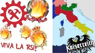 Hearts of Iron 4: Kaiserreich - Socialist Republic of Italy (Quick Escalation) [1]