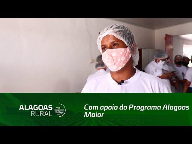 Com apoio do Programa Alagoas Maior grupo Café na Mesa tem crescimento econômico