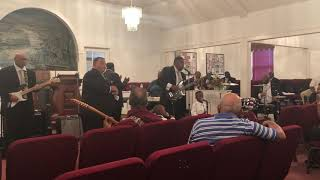 "Mighty Gospel Harmonizers of Liberty feat. the ""Jr Gospel Harmonizers """