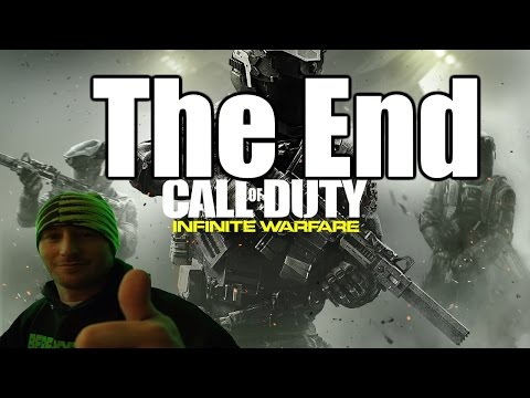 Call of Duty Infinite Warfare Gameplay Playthrough #7 - Operation Blood Storm (Ending)(PC)