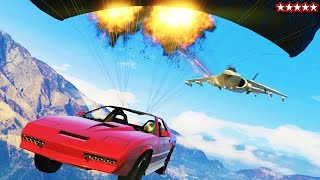 GTA 5 KNIGHT RIDERS ATTACKING THE BASE - BASE ATTACK WITH RUINER 2000 (GTA 5 Import/Export DLC)