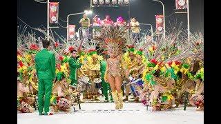 Comparsa Ráfaga - Show Batería Nota Mil- TERCERA Noche - Carnaval de Concordia 2019