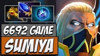 Sumiya Invoker - 6692 Matches | Dota 2 Gameplay