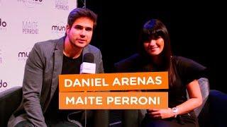 Baixar Entrevista | Maite Perroni e Daniel Arenas | Curitiba Cult
