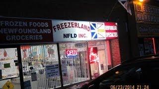 The Freezerland Song