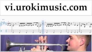 Học Kèn Trumpet Luis Fonsi - Despacito Nốt Nhạc Bài Hát Phần#2 um-a687