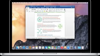 Get 2016 Word 100% FREE for Mac