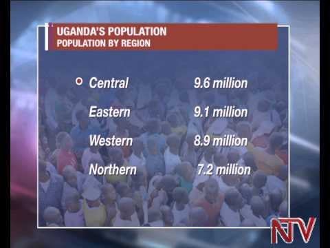 Provisional Census results show Uganda's population at almost 35 million
